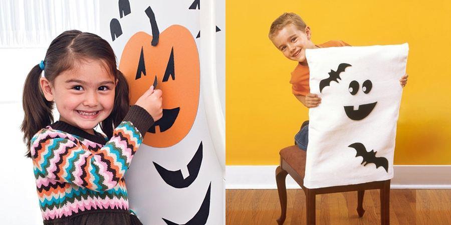 Halloween - dekoracje DIY