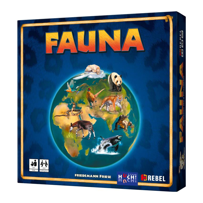 Fauna, a co Ty wiesz o zwierzętach?