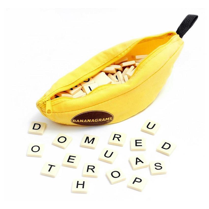 Bananagrams, Trefl