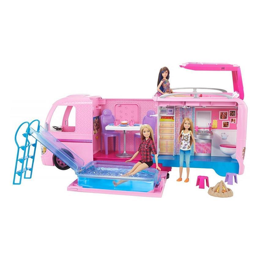 Wymarzony Kamper Barbie, Mattel