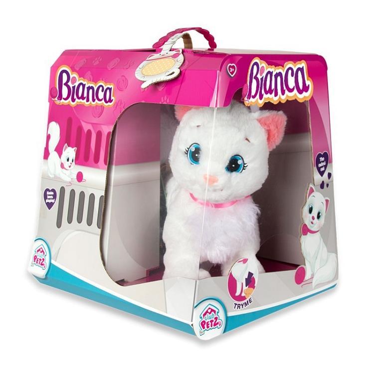 Bianca Interaktywny Kotek, Club Petz, TM Toys