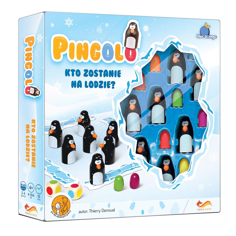 Pingolo, Wydawnicza Foksal