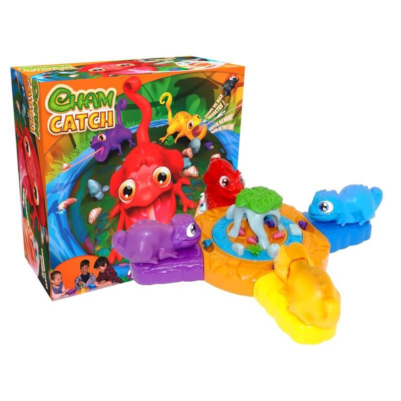 Głodne Kameleony