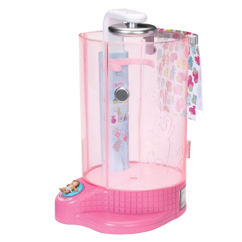 Baby Born prysznic dla lalek