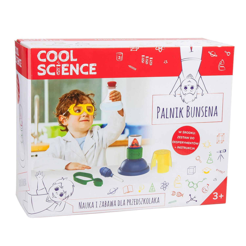 COOL SCIENCE – zestawy naukowe dla przedszkolaków