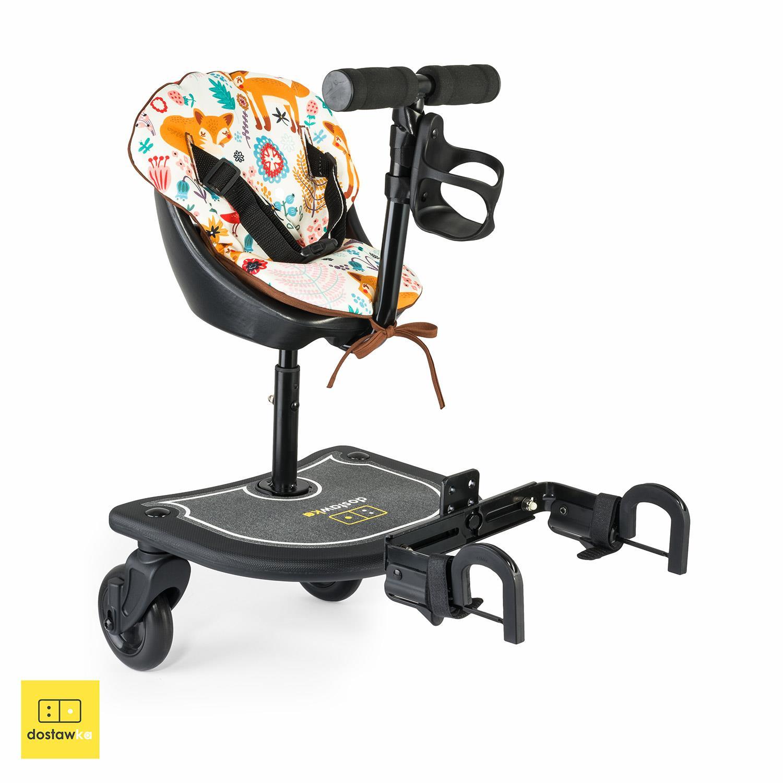 Dostawka do wózka X RIDER 2w1