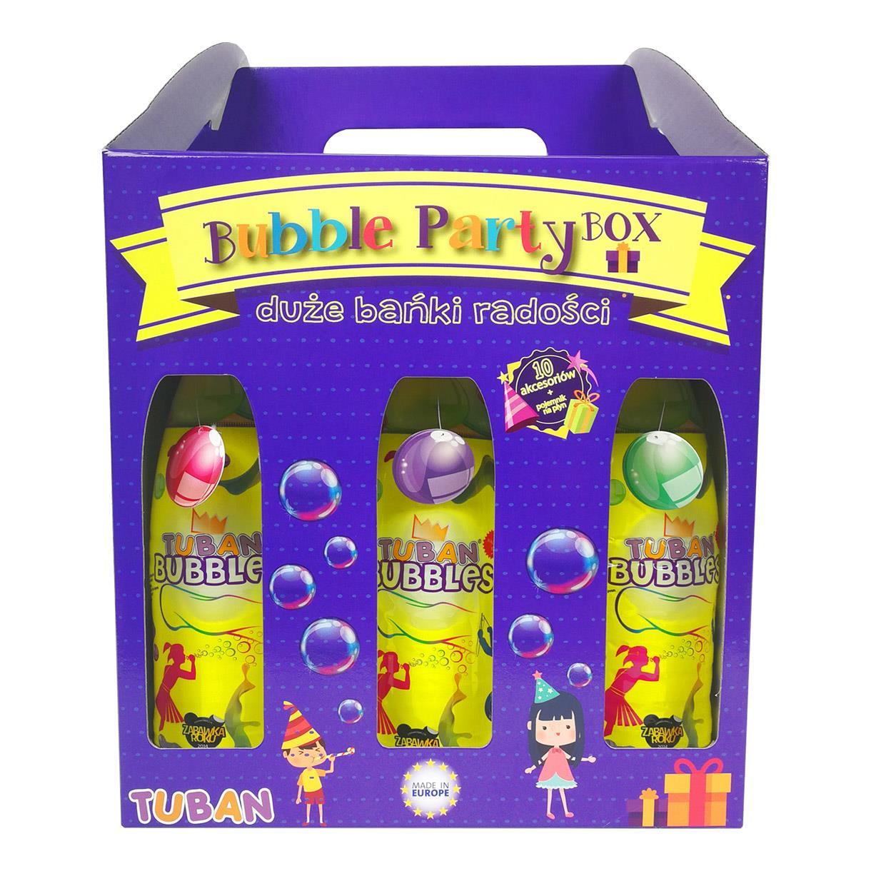 Tuban Bubble Party BOX