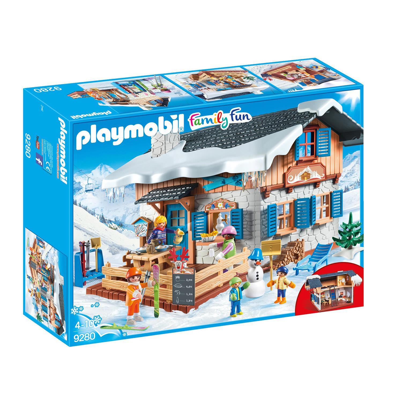 Playmobil Sporty zimowe
