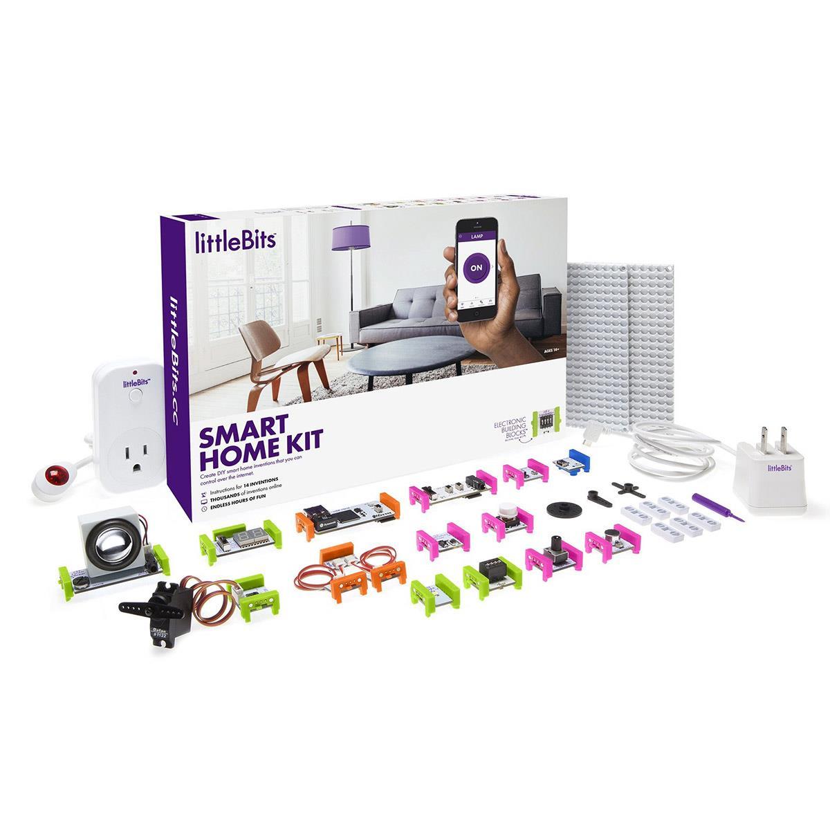 LittleBits - elektronika dla dzieci