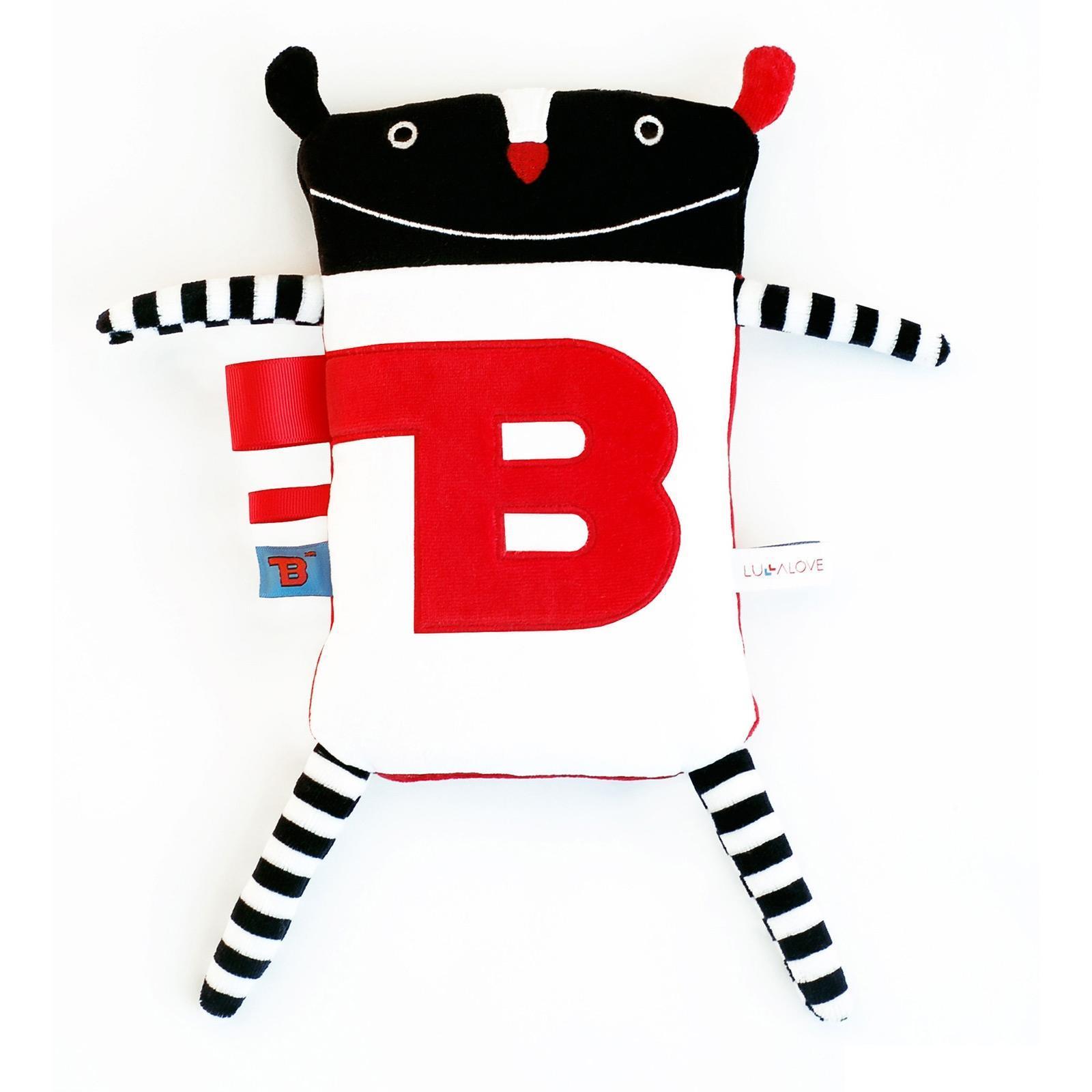 Mr B - miękki termofor od Lullalove