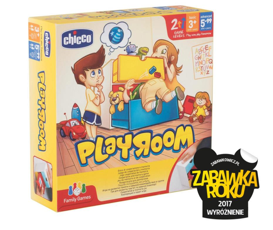 Family Games - Gry planszowe Chicco