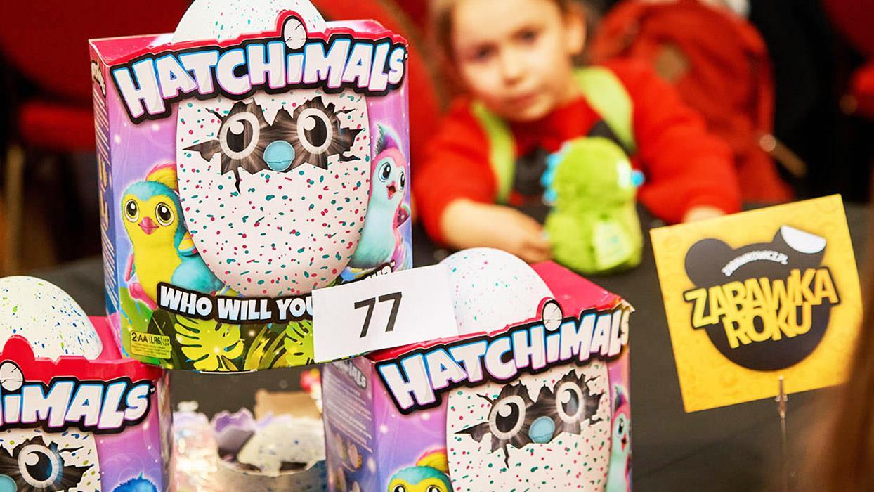 Wyróżnione Zabawki w VIII Edycji Zabawki Roku