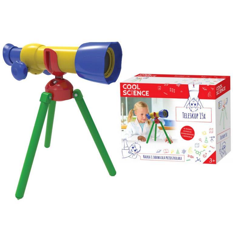Cool Science: Teleskop