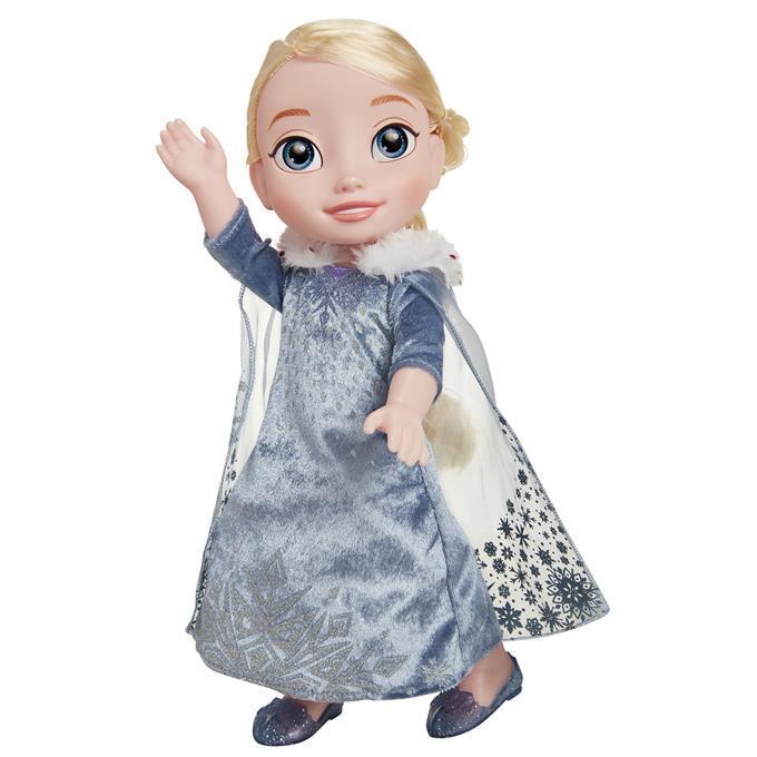 Śpiewająca Elsa - Kraina Lodu: Przygoda Olafa