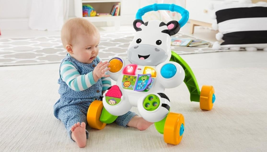 Top zabawek dla rocznego dziecka pod choinkę