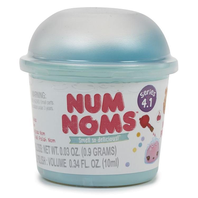 Num Noms, figurki pachnące, torebka niespodzianka, seria 4.1