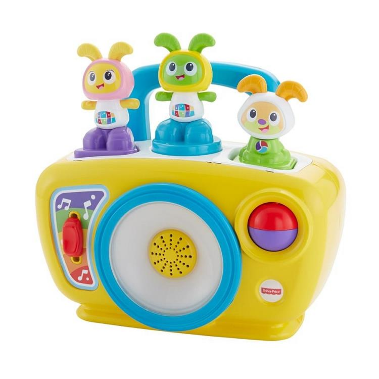 Interaktywny Magnetofonik BeBo, Fisher Price