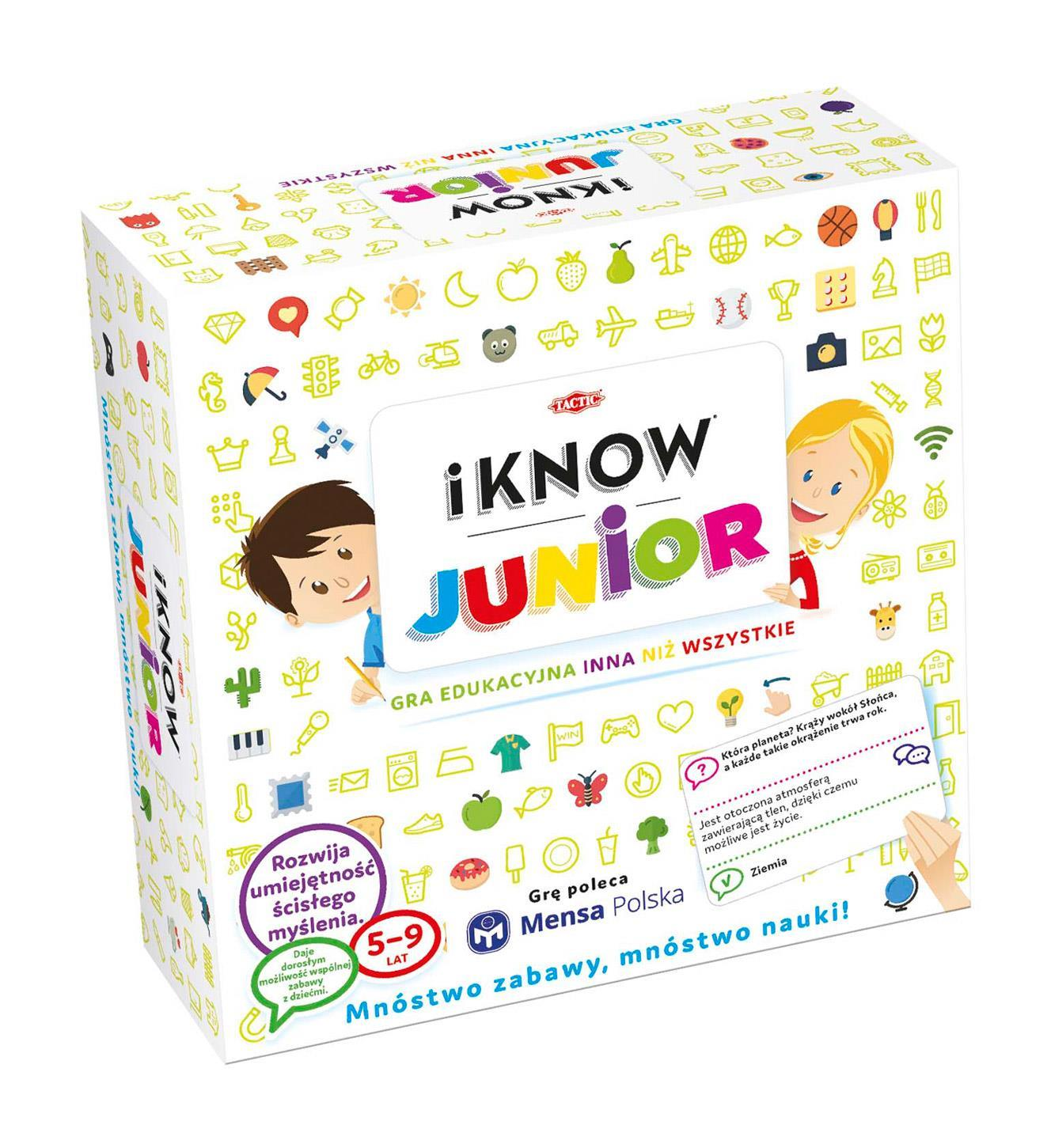 iKNOW Junior, Tactic