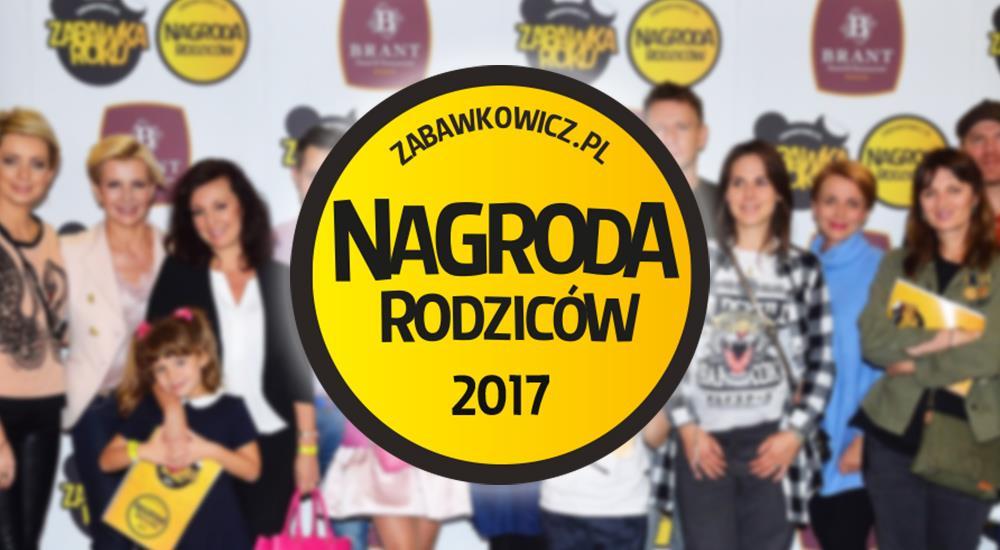 Nagrodzone produkty w VIII Edycji Konkursu Nagroda Rodziców 2017