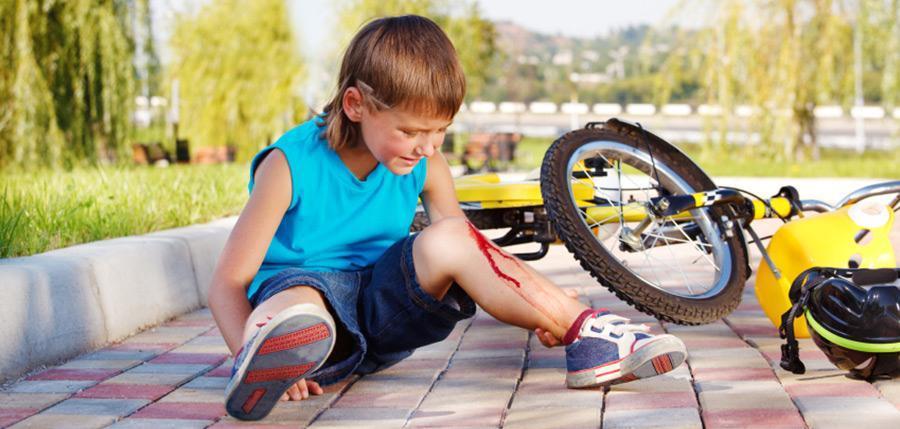 Bezpieczeństwo na rowerze - akcesoria