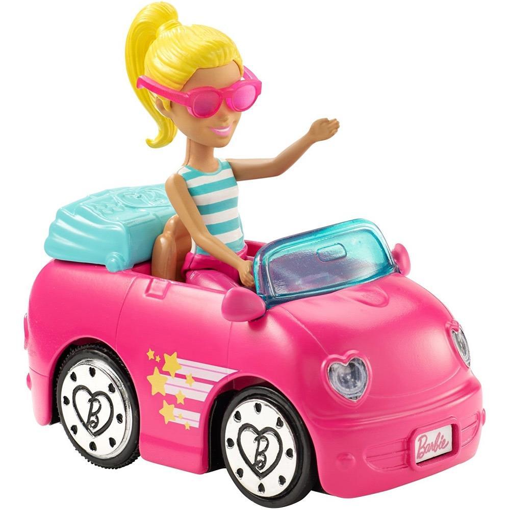 Seria zabawek Barbie On the Go