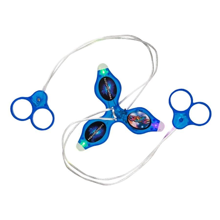 Spinz-Ledowy Spinner na sznurku