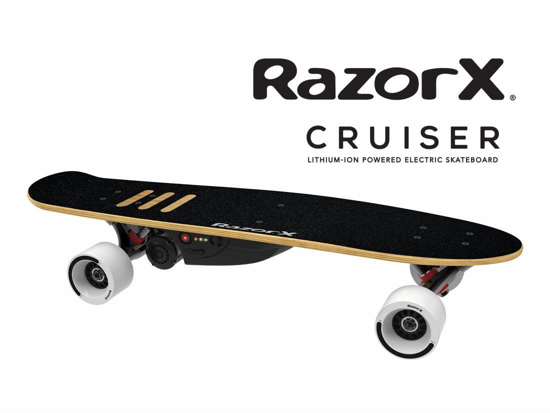 Elektryczna deskorolka CRUISER X1 Razor
