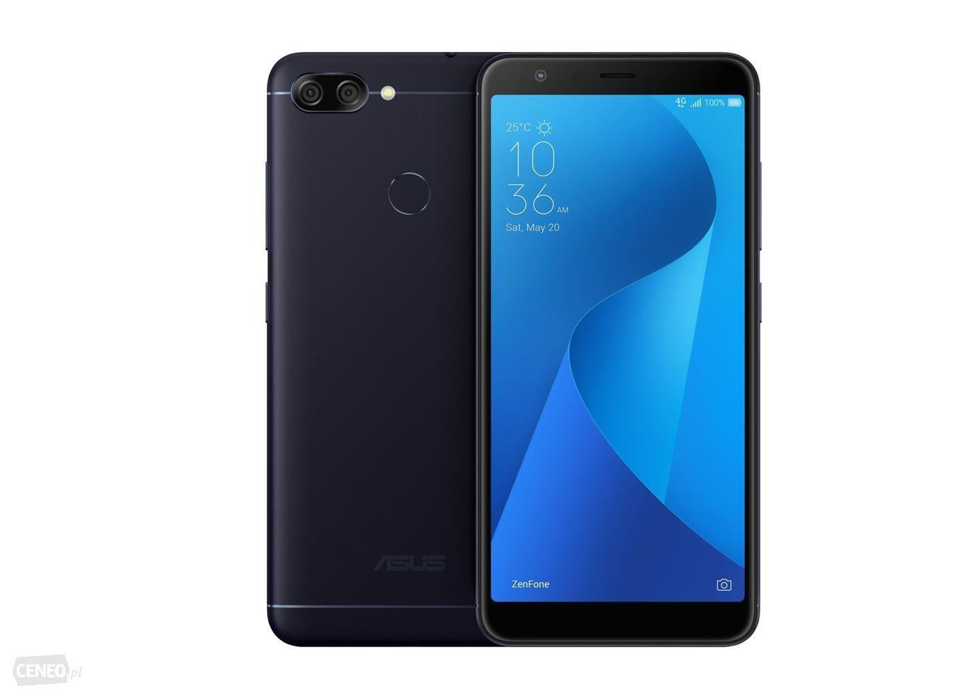 Smartfon ASUS ZenFone Max Plus