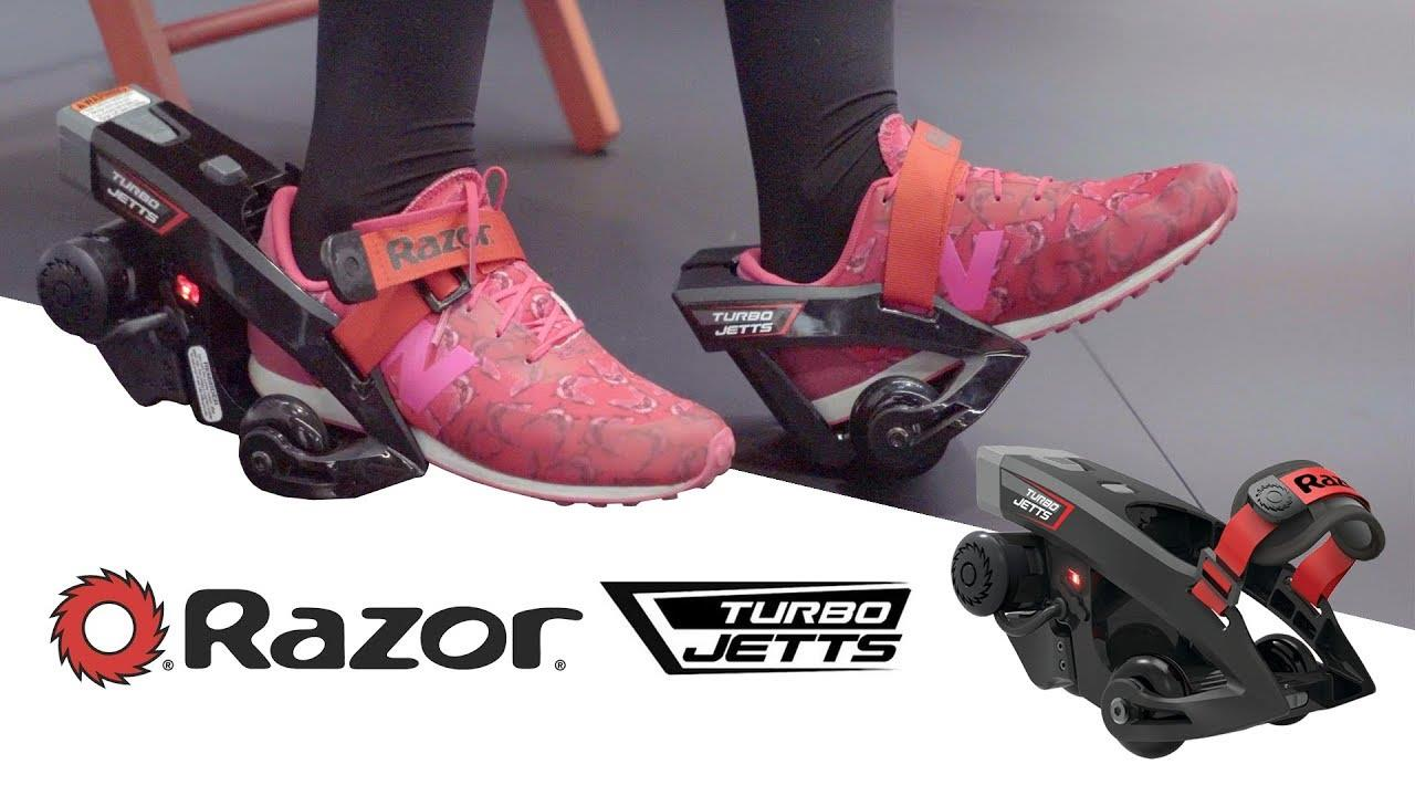 Razor Turbo JETTS
