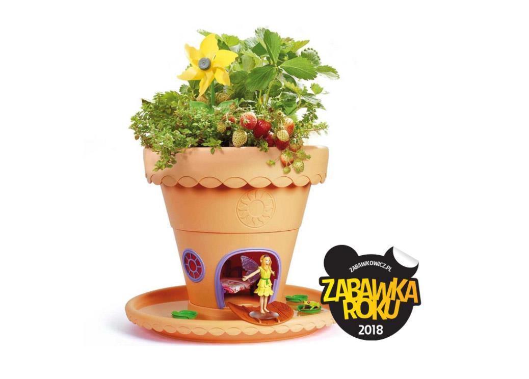 My Fairy Garden - Zabawka Roku 2018