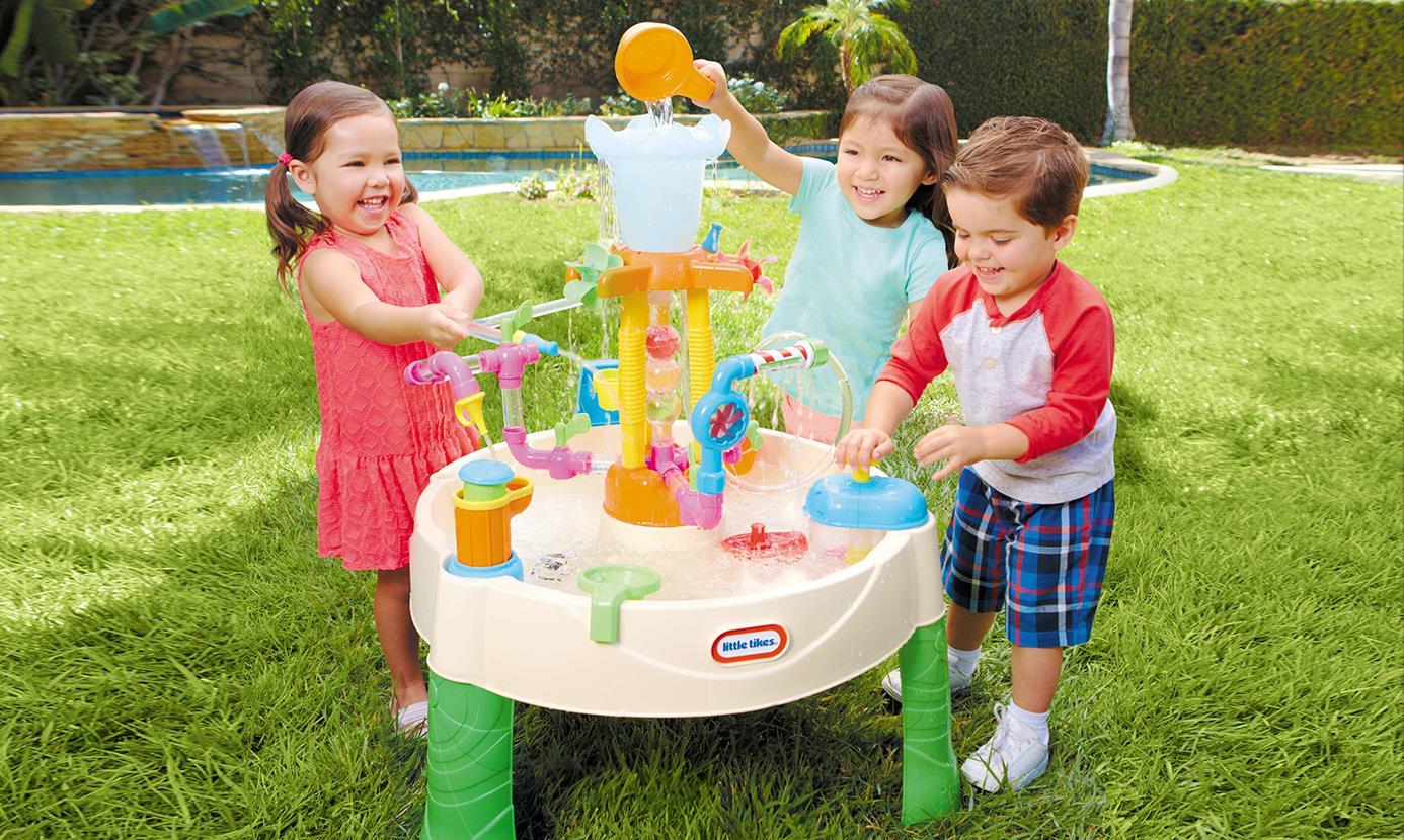Top zabawek ogrodowych