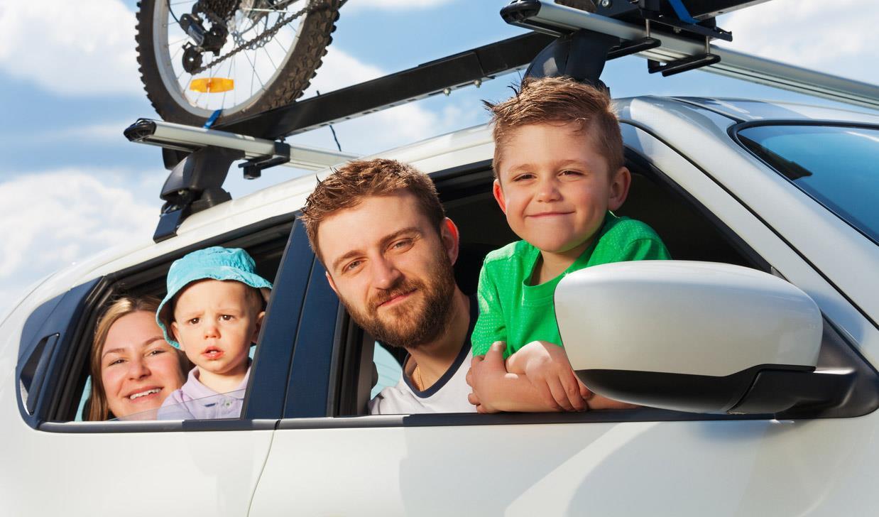 Podróż z dzieckiem - co zabrać?