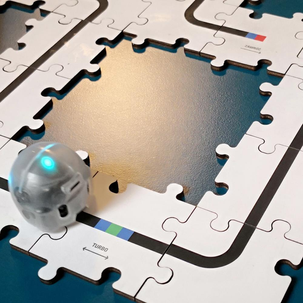 Ozobot i puzzle