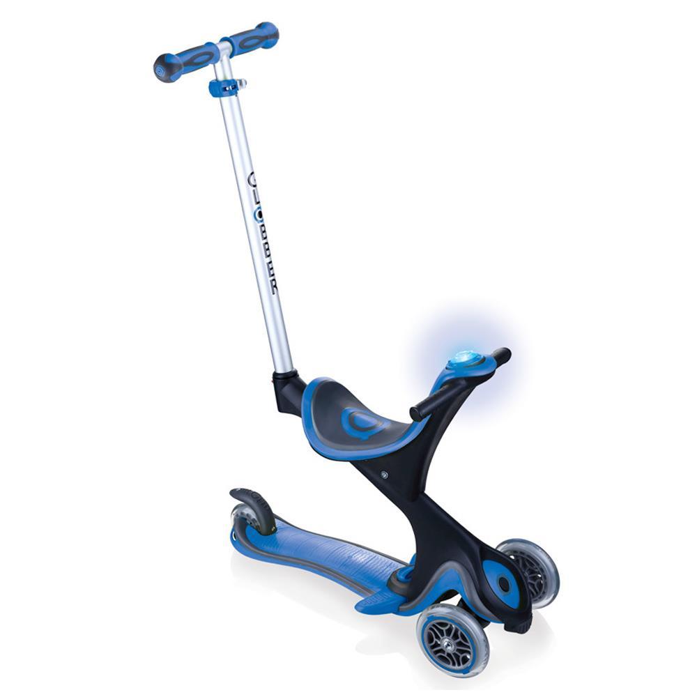 Hulajnoga 3-kołowa / rowerek biegowy Globber EVO COMFORT PLAY 463-100/106