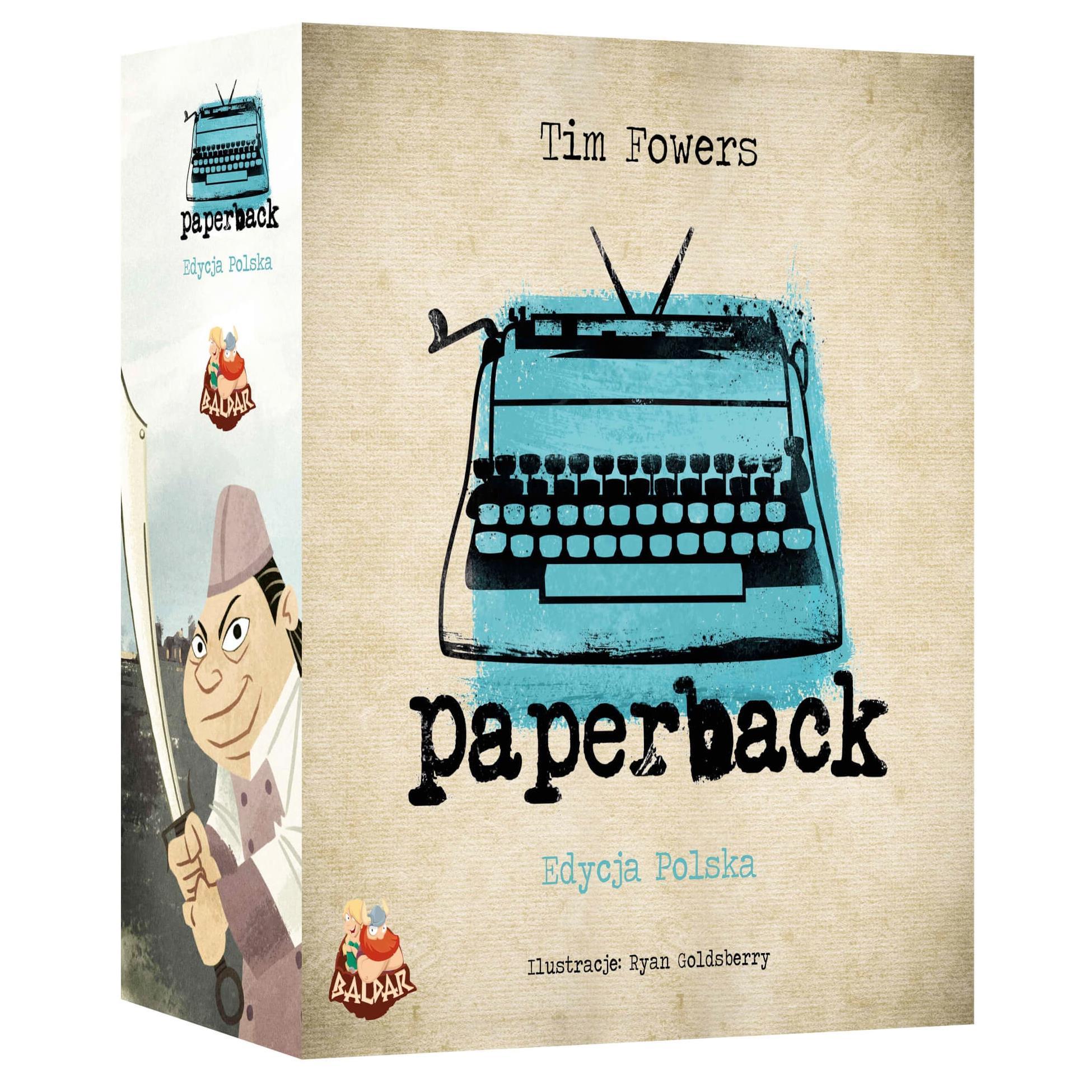 Paperback. Edycja Polska