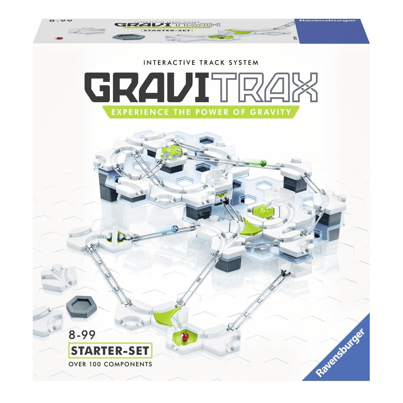 GRAVITRAX- interaktywny system torów kulkowych