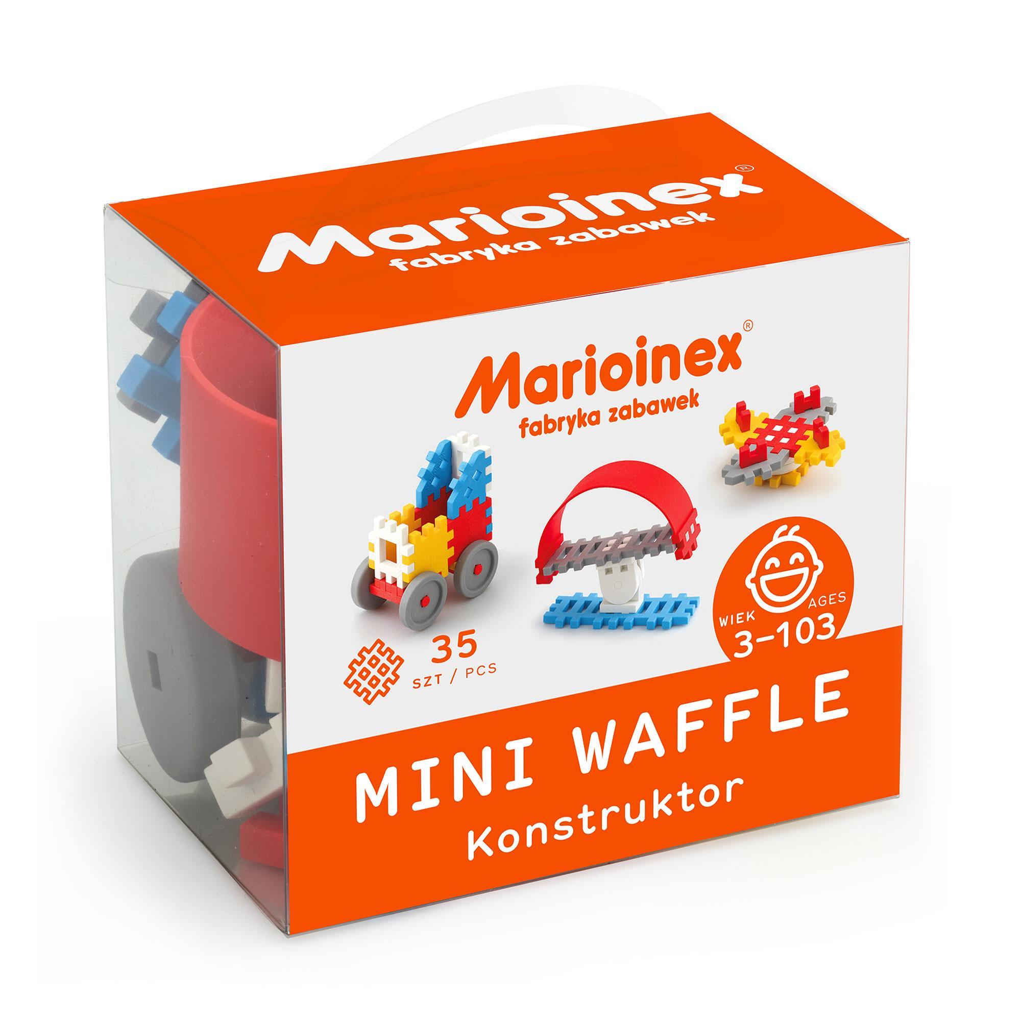 Seria Mini Waffle