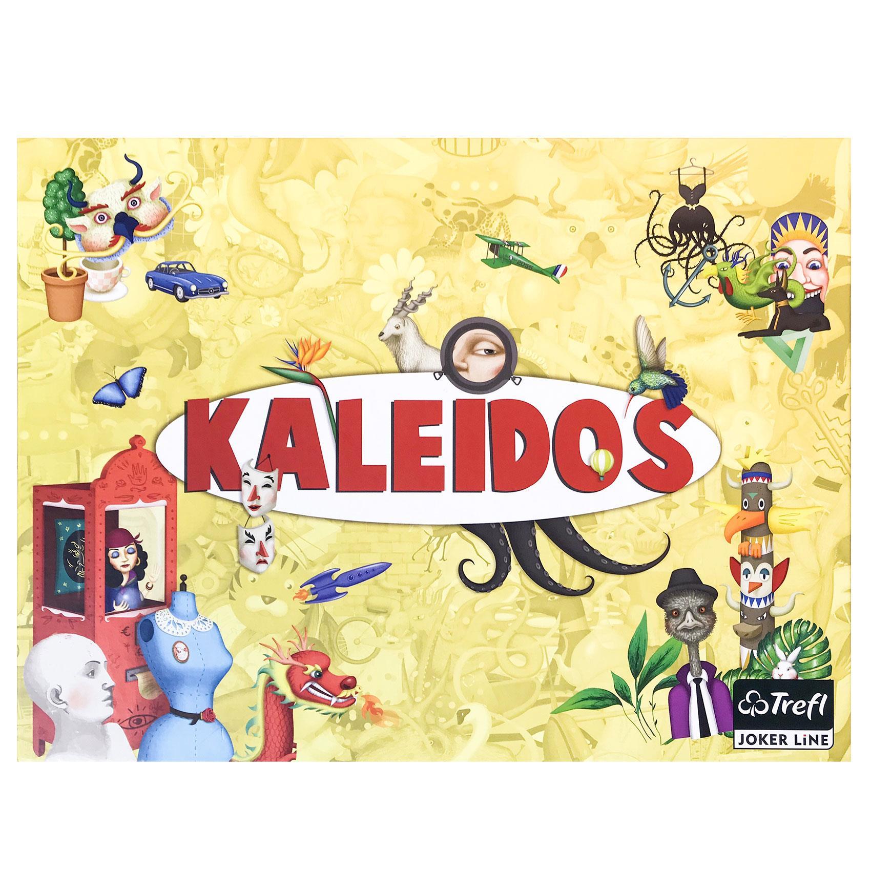 Gra planszowa Kaleidos