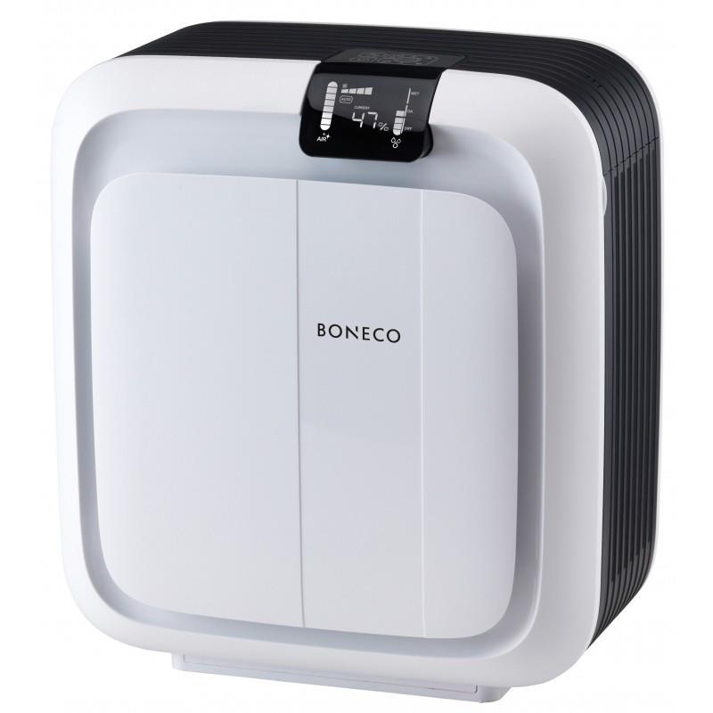 Hybrydowy oczyszczacz powietrza z funkcją nawilżania Boneco H 680