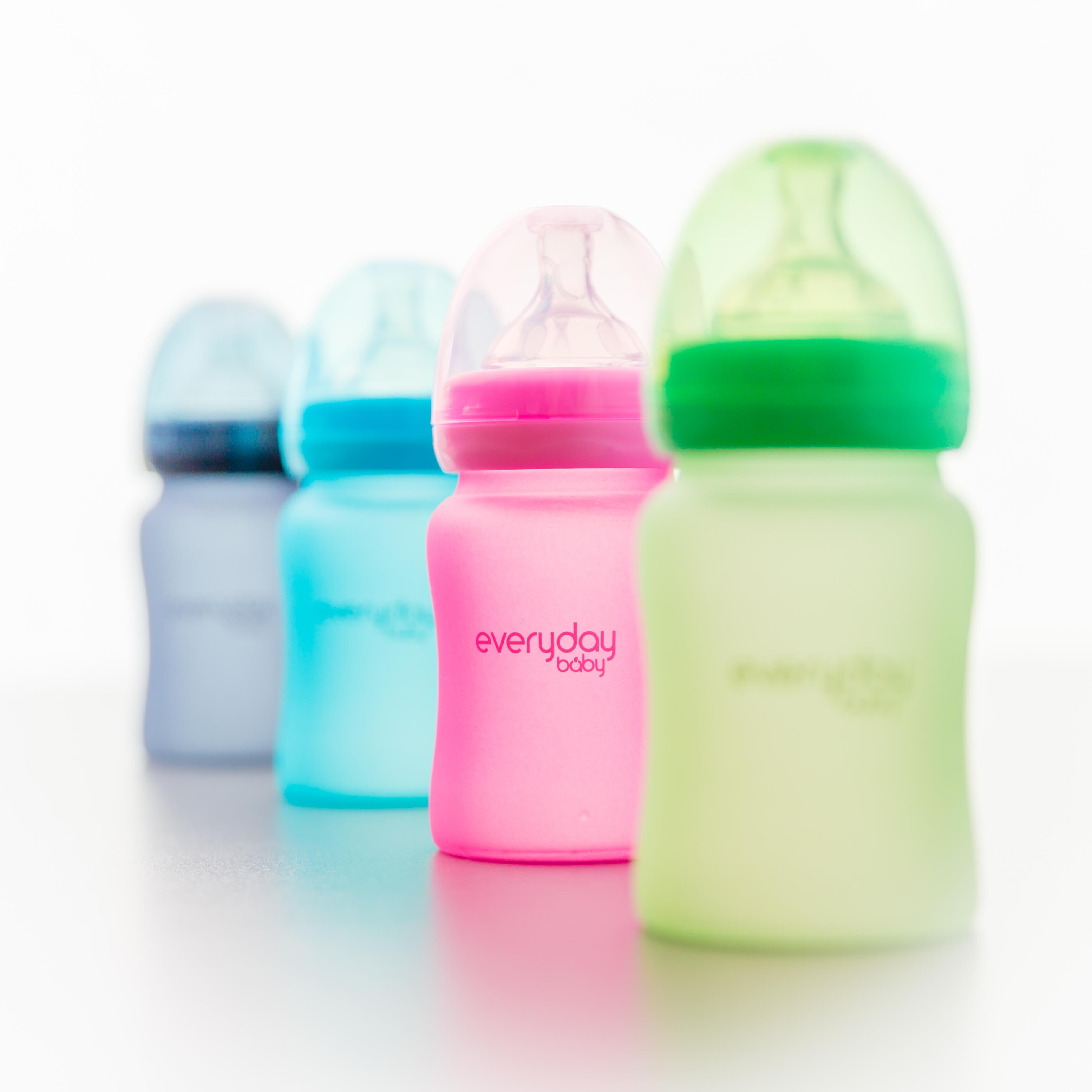 Szklana premium butelka Milkhero