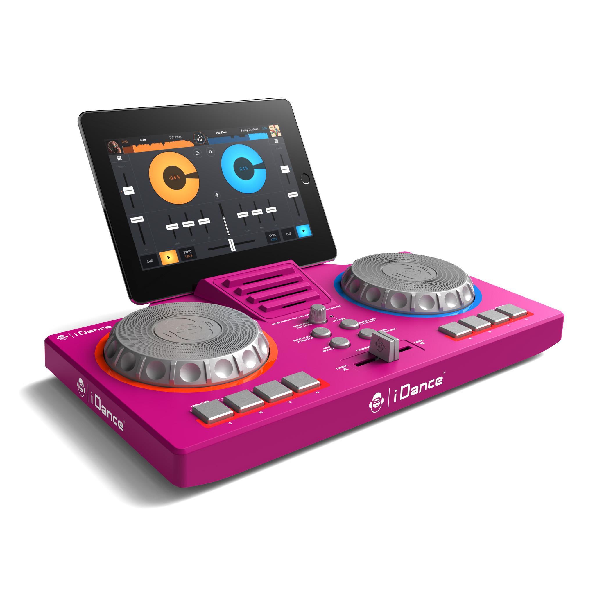Konsola małego DJa iDance XD101 Party System