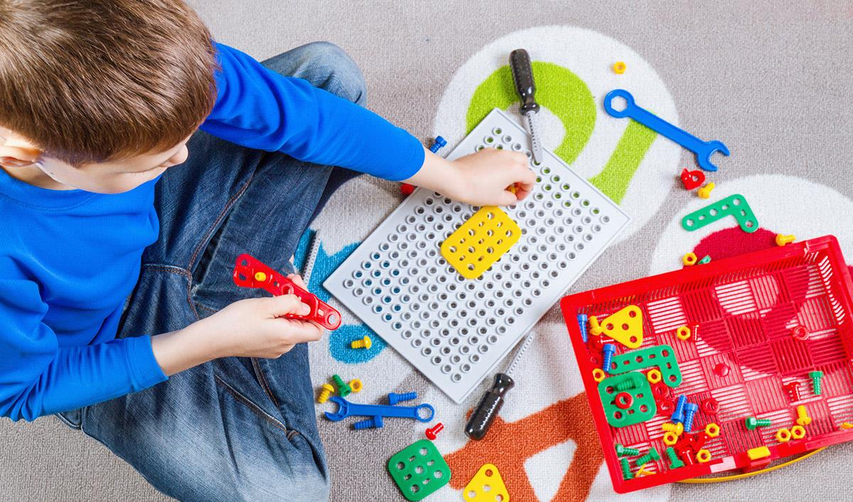 Top zabawek konstrukcyjnych