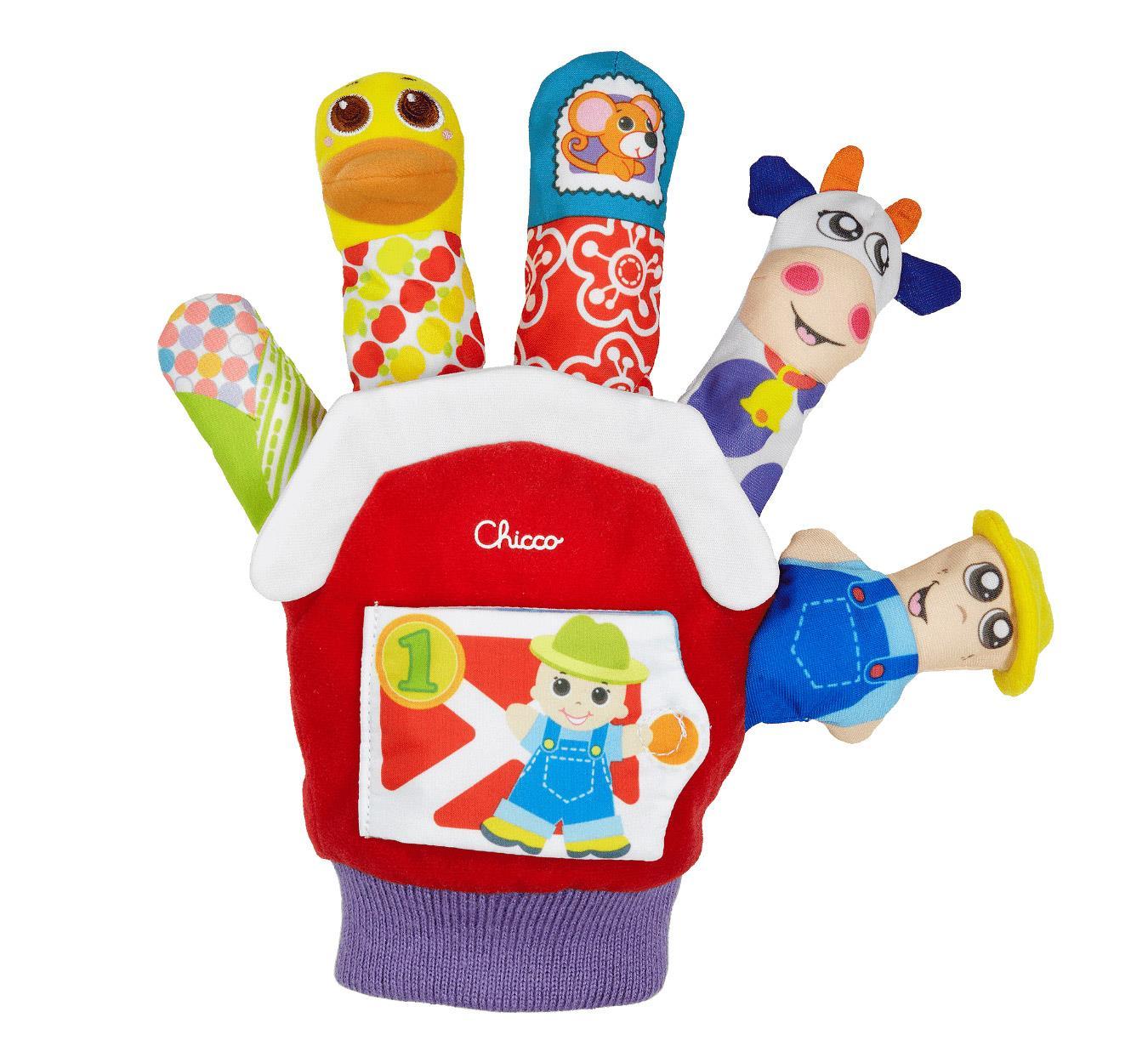 Rękawiczka pacynka, CHICCO