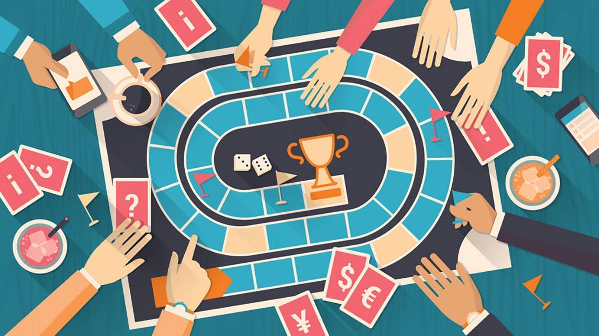 Top familijnych gier dla całej rodziny