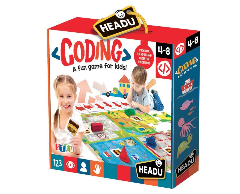 Headu-Zabawa w kodowanie