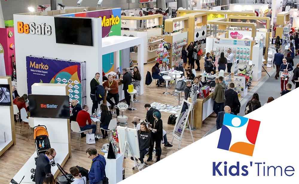X Międzynarodowe Targi Zabawek i Artykułów dla Matki i Dziecka KIDS TIME