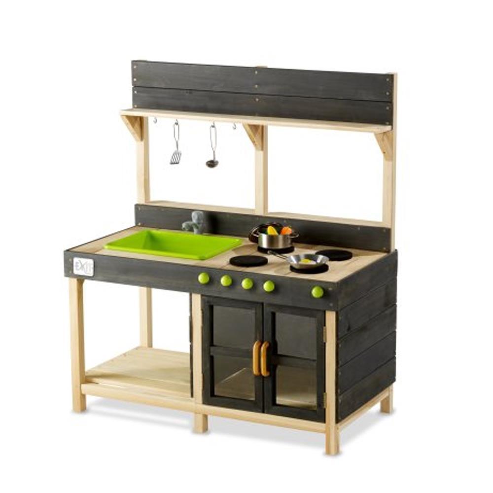 Drewniana kuchnia dla dzieci EXIT YUMMY