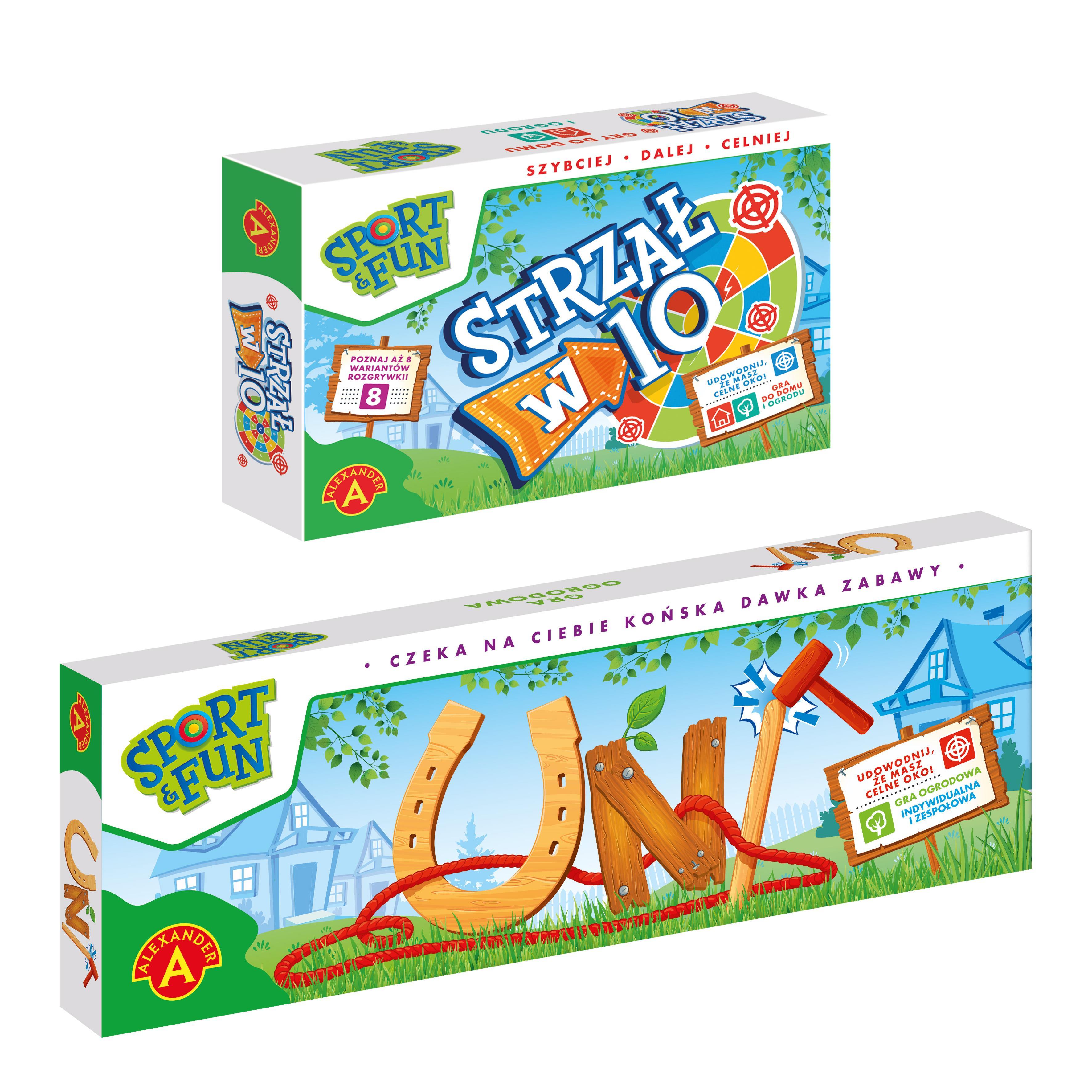 Sport&Fun - seria gier sportowych