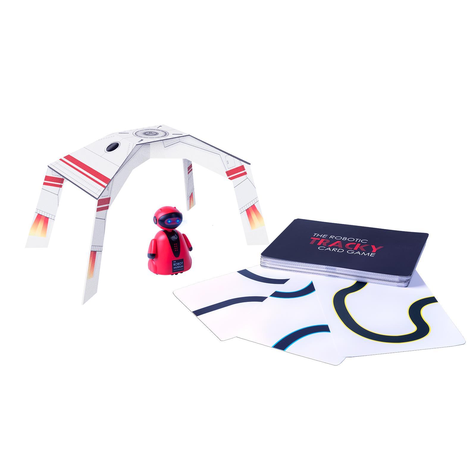 Robotyczna gra karciana Tracky - Technogames