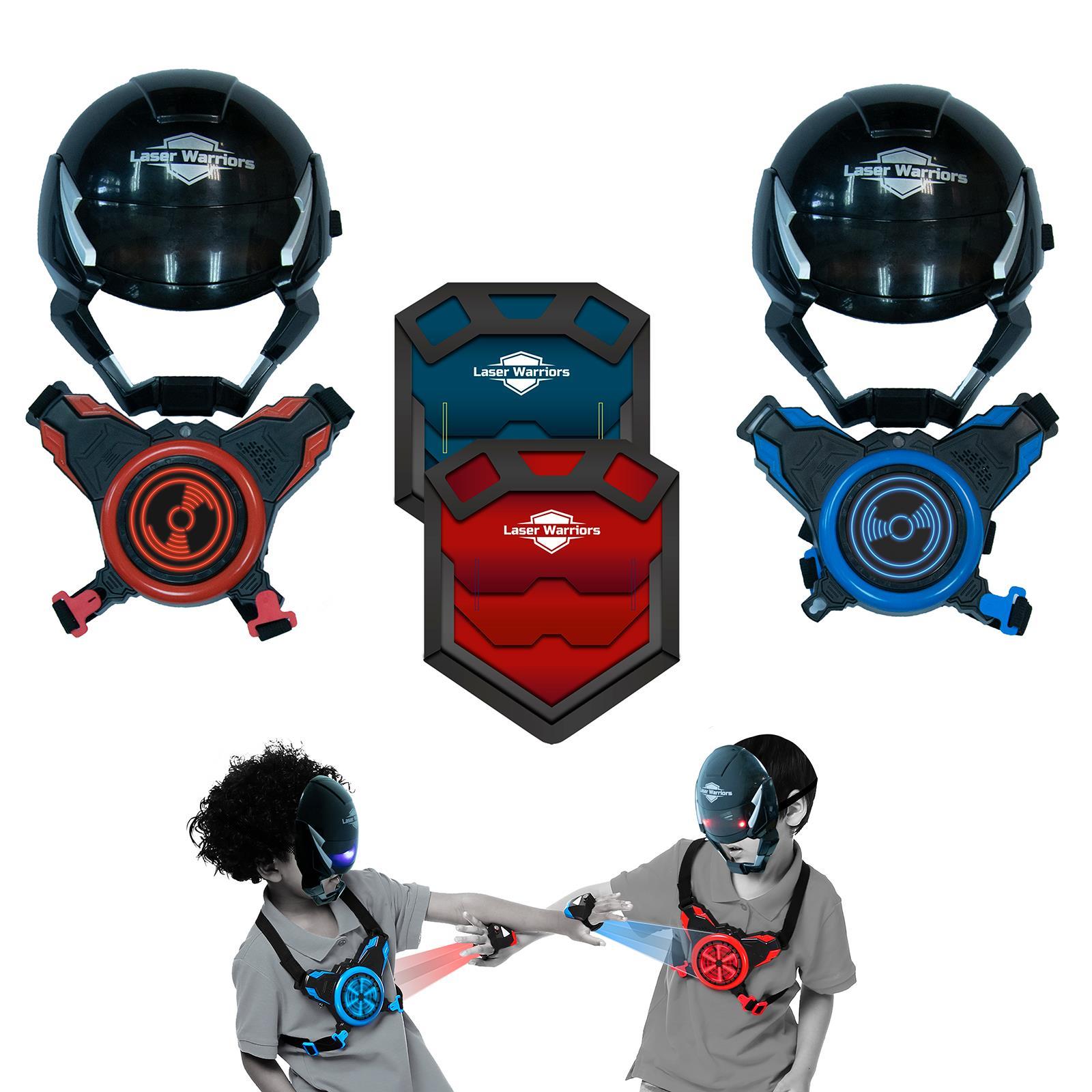 Laserowi Wojownicy Laser Warriors. Technogames